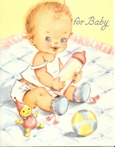 Нарисованные открытки малышам