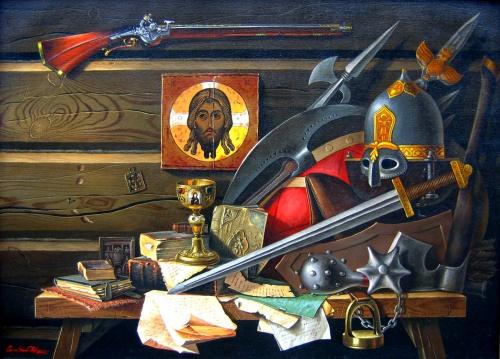 Художник Валерий Сильянов (45 работ)