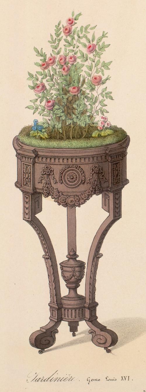 Victorian & 18th Century Fashion & Rococco Style Decor (54 работ)