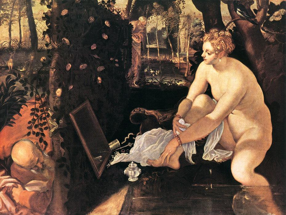 Женщин шедевры голых