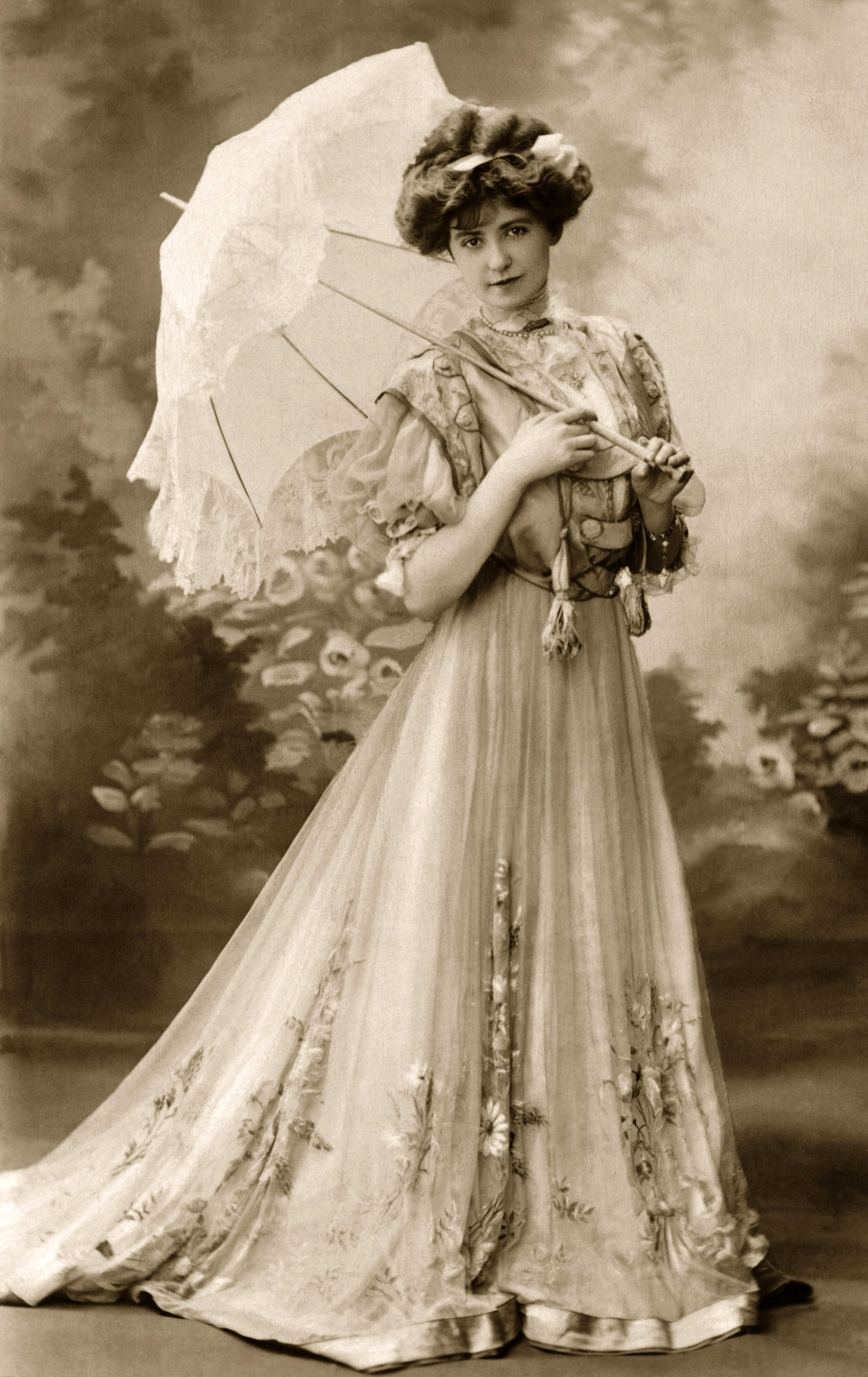 Фотография дамы 19 века 6 фотография