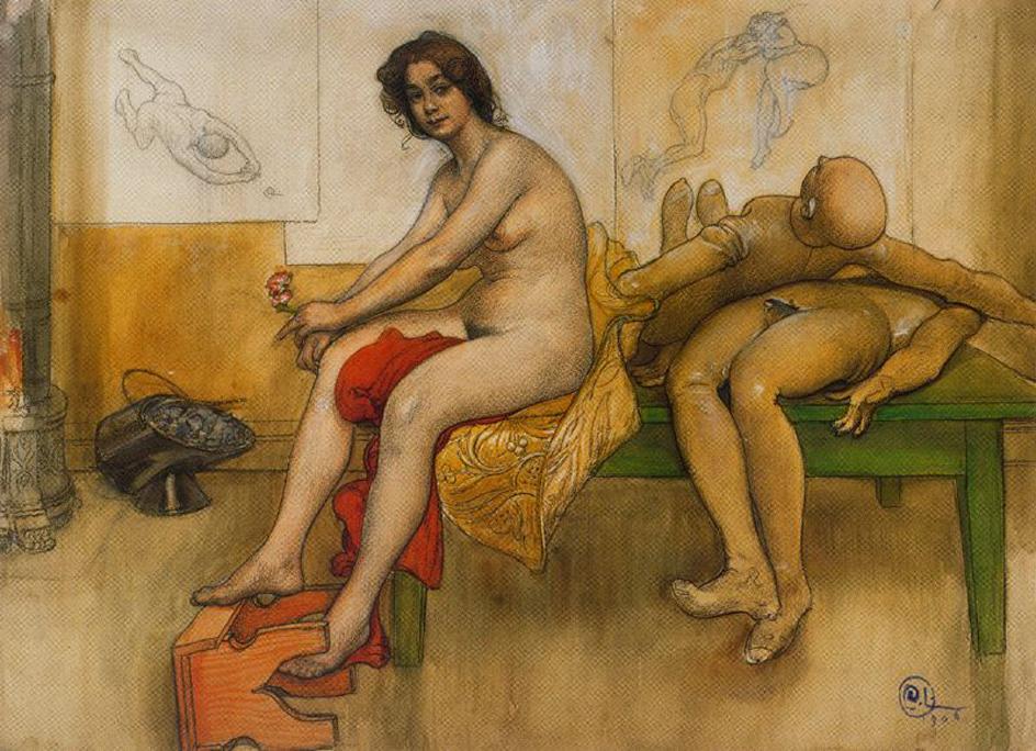 Эротика И Секс В Мировой Живописи