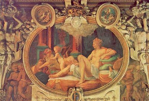 Обнаженная натура в мировой живописи 16 века (121 работ)