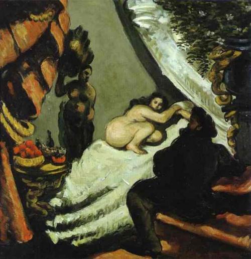 Обнажённая натура в мировой живописи 19 века (289 работ)
