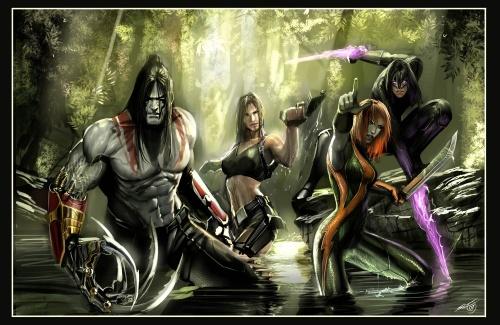 Comics Artworks (Nebezial) (147 работ)