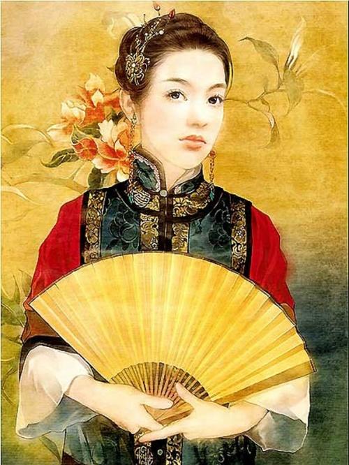 Восточные портреты (31 работ)
