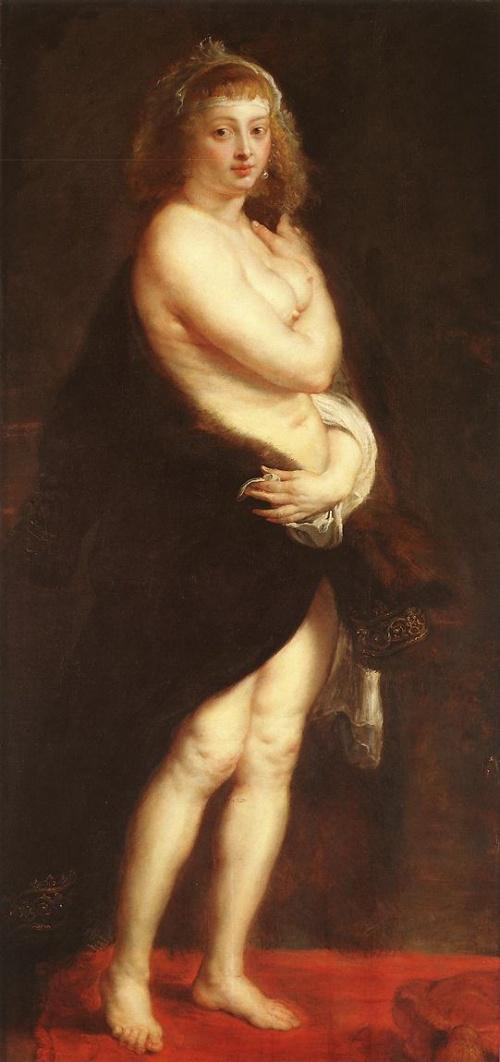 Обнажённая натура в мировой живописи 17 века (99 работ)