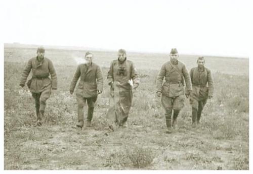 Немецкие фото времен Великой отечественной войны 1941г-1943г (97 фото)