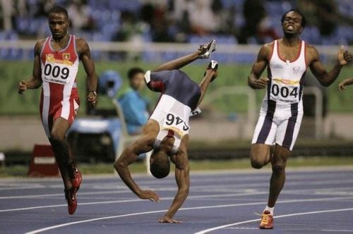 Очень смешные фотографии спортсменов (88 фото)