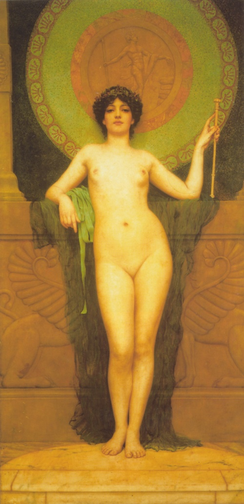 Обнажённая натура в мировой живописи 1880-1930гг. (230 работ)