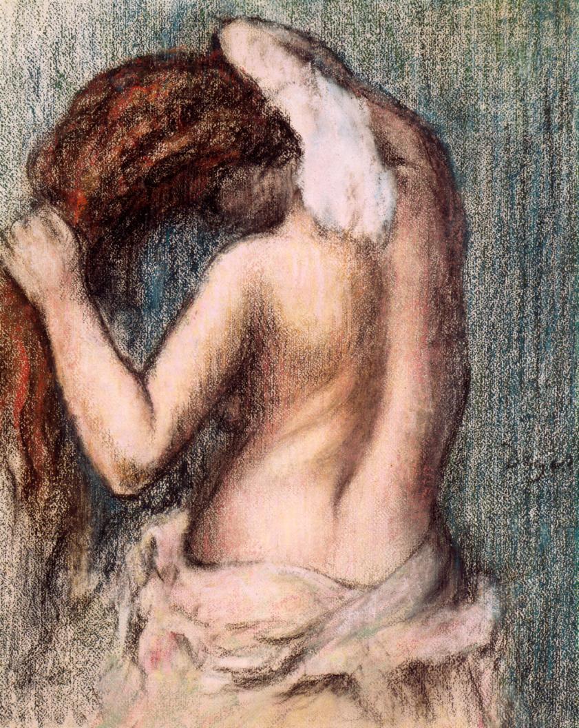 Эротические работы художника эдгара