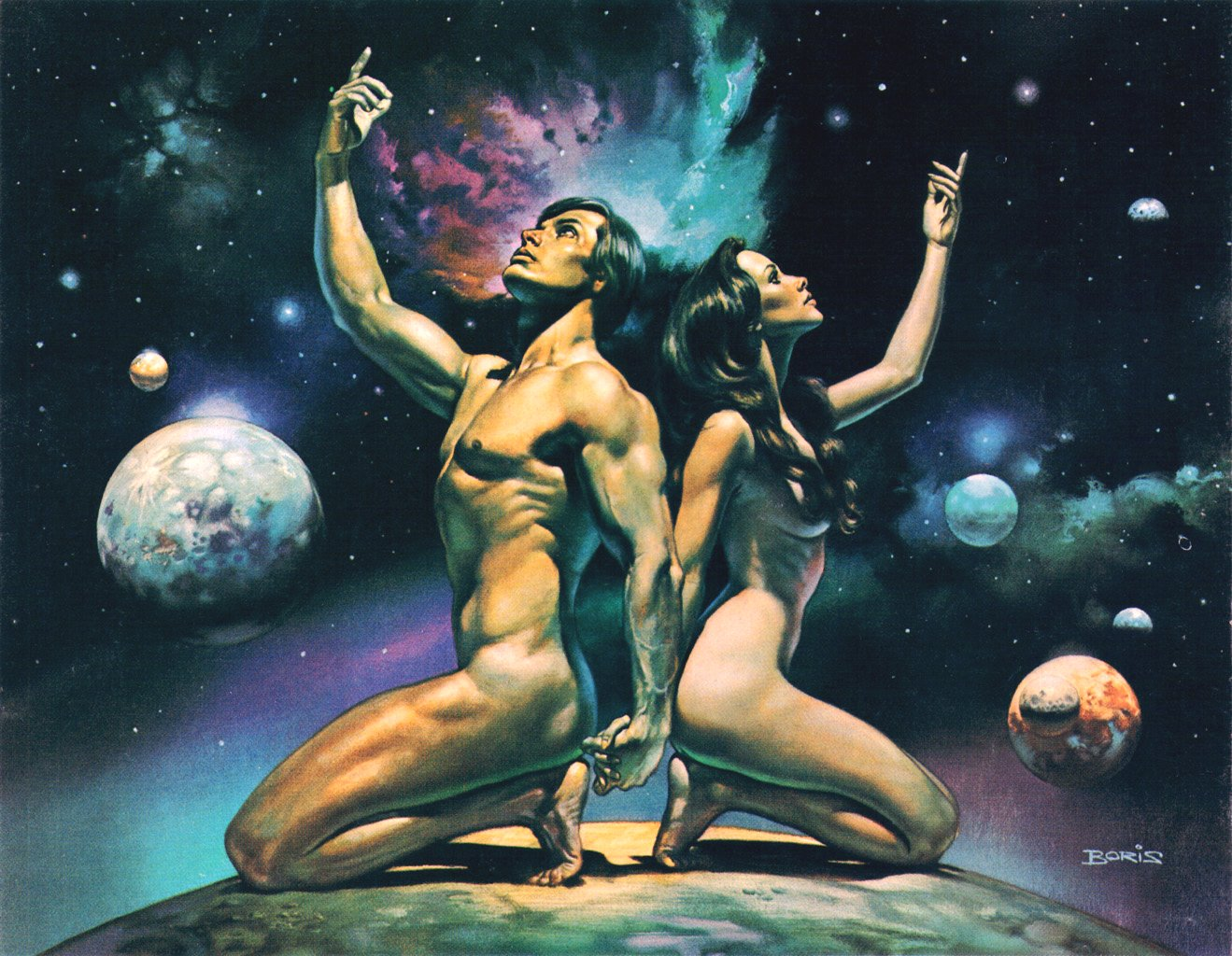 Секс и космос фото 1 фотография