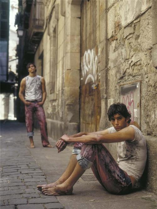 Мужчины в фотоработах Alvaro Villarrubia (26 фото)