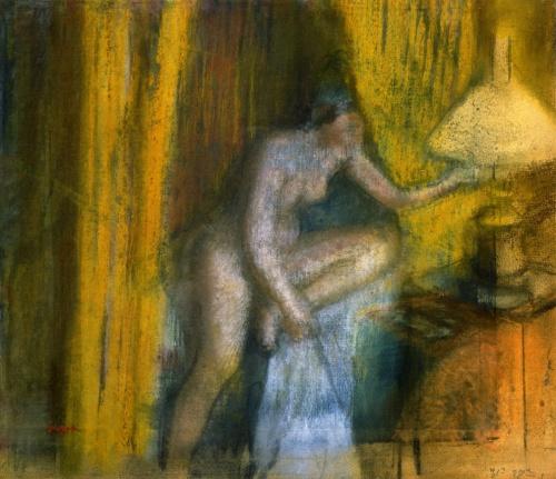 Эдгар Дега (Edgar Degas) (736 работ) (1 часть)