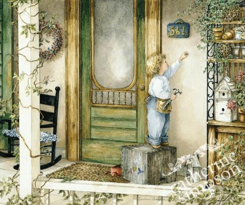 Художница Catherine Simpson (71 работ)