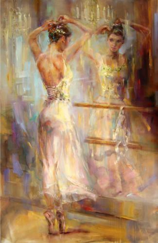 Картины Разумовской Анны (245 работ)