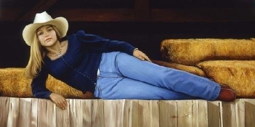 Американский художник Ed Copley (84 работ)