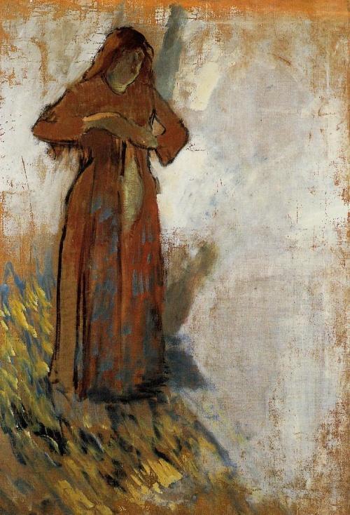 Эдгар Дега (Edgar Degas) (736 работ) (2 часть)