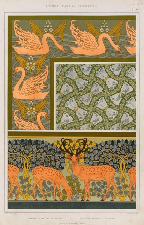 Eugene Samuel Grasset (150 работ)