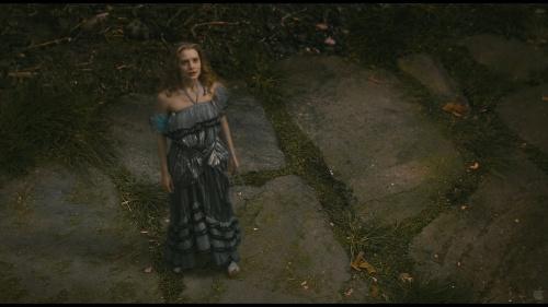 Алиса в стране чудес (12 работ)