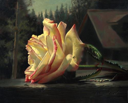 Цветочная симфония от Алексея Антонова (56 работ)