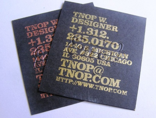 The Best Business Cards from Around the Web (140 фото)