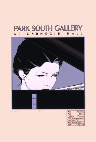 History Pin-Up. Patrick Nagel (1945 - 1984) (89 работ)