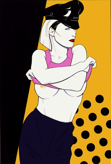 History Pin-Up. Patrick Nagel (1945 - 1984) (89 работ)