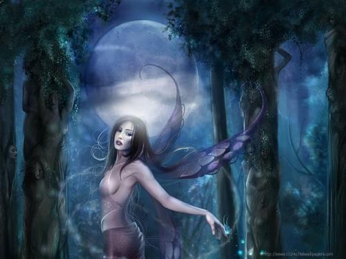 Fairies (90 работ)