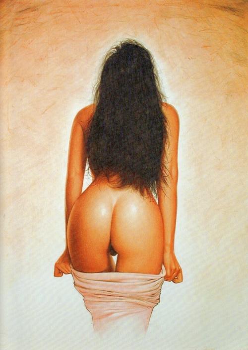 History Pin-Up. Drew Posada (1969 - 2007) (40 работ)