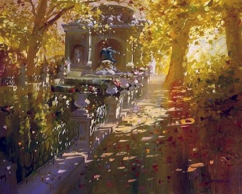 Художник Laurent Parcelier (31 работ)