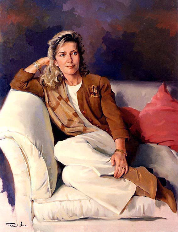 лучшие современные художники портретисты мира