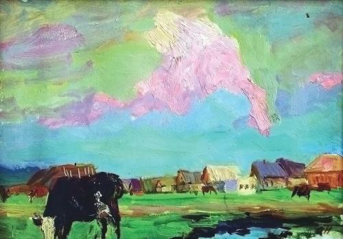 Пластов Аркадий Александрович (1893-1972) (145 работ)