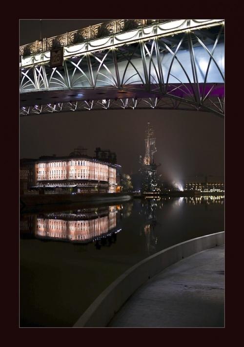 Фотограф Михаил Шлемов. Ночная Москва (256 фото)