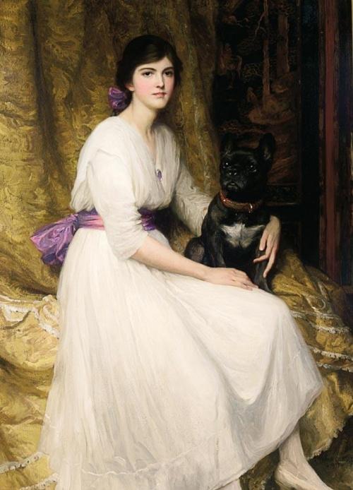 Frank Bernard Dicksee (1853-1928) (41 работ)
