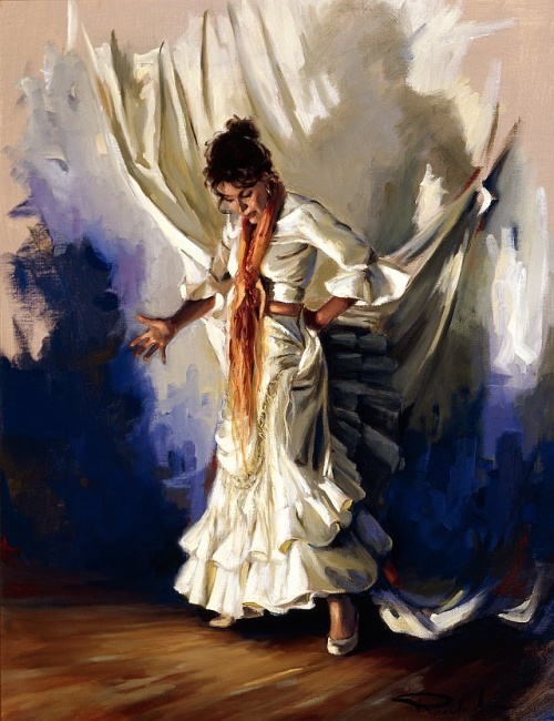 Ricardo Sanz художник (97 работ)