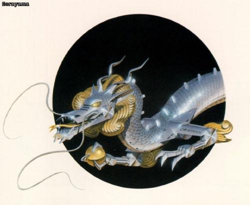 Hajime Sorayama Art (433 работ)