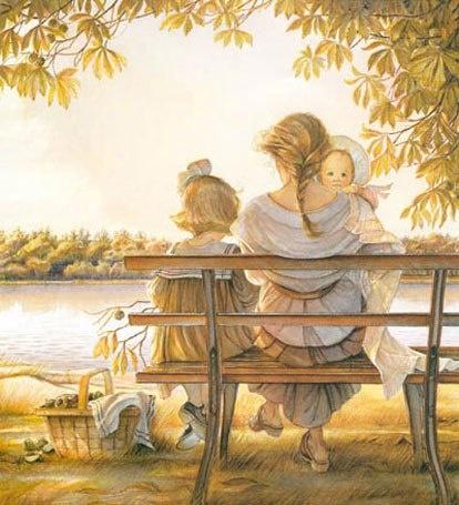 Американская художница TRISHA ROMANCE (34 работ)