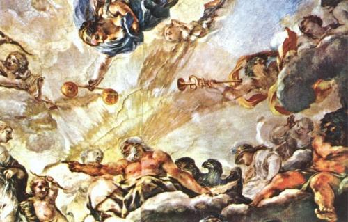 Итальянские художники, скульпторы и архитекторы. Рим (13-19 век). ч.6 (62 работ)