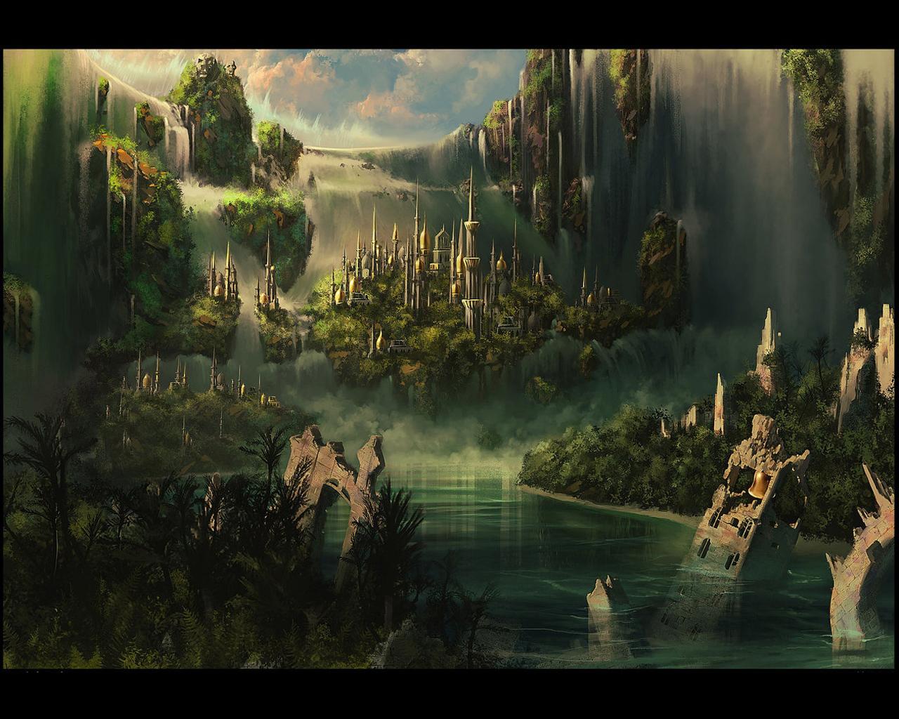 Древние миры