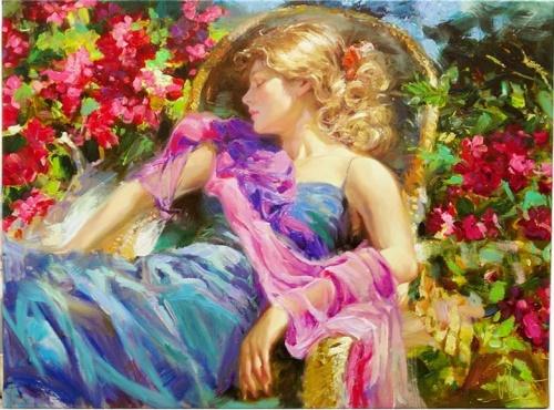 Краски лета от Владимира Волегова (68 работ)