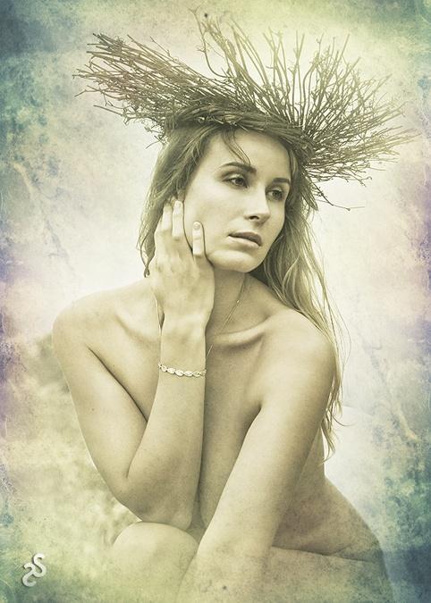 Kristina Cherry Fine Art Nude model (71 фото) (эротика)