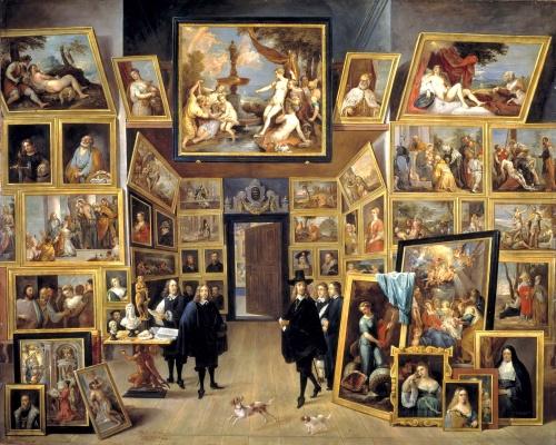 Живопись музея Прадо (работ) (2 часть)