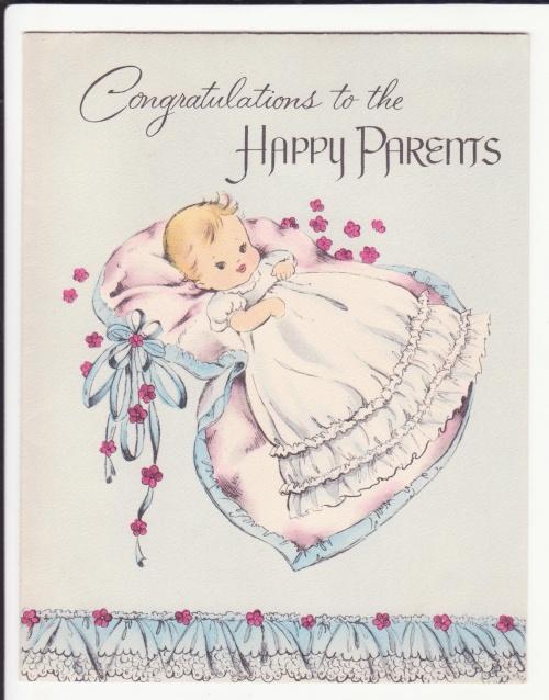 Поздравления с рождением малыша на английском 13