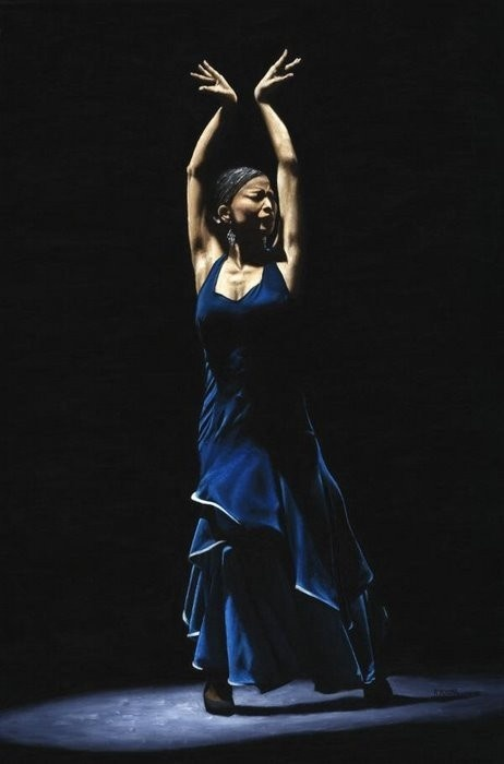 Работы художницы R Young. Dancers...  (24 работ)