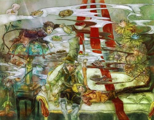 Работы дня deviantART. Digital Art. Май 2009 (171 работ)