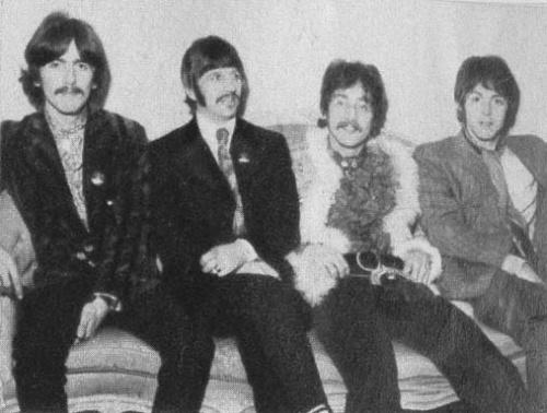 Подборка фотографий The Beatles (81 фото)