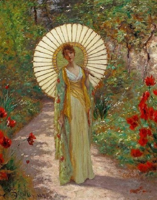 William John Hennessy (1839-1917) (19 работ)