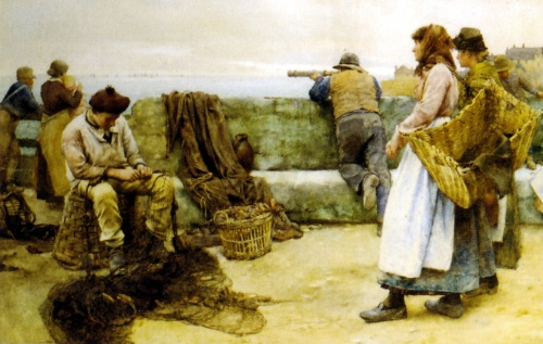 Walter Langley (1852-1922) (39 работ)