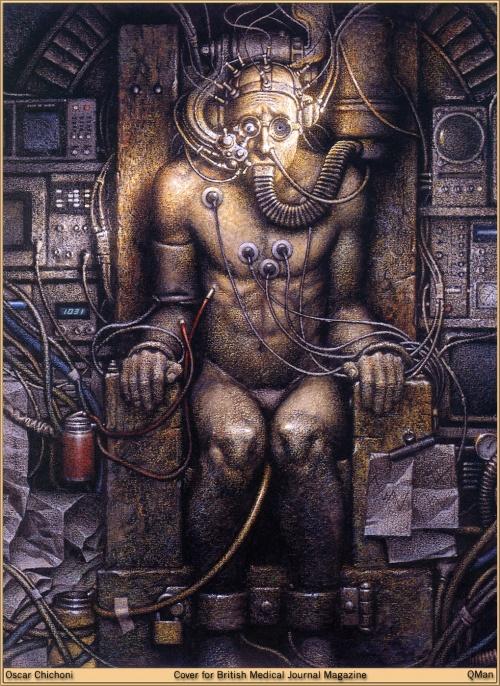 Art by Oscar Chichoni (40 работ)